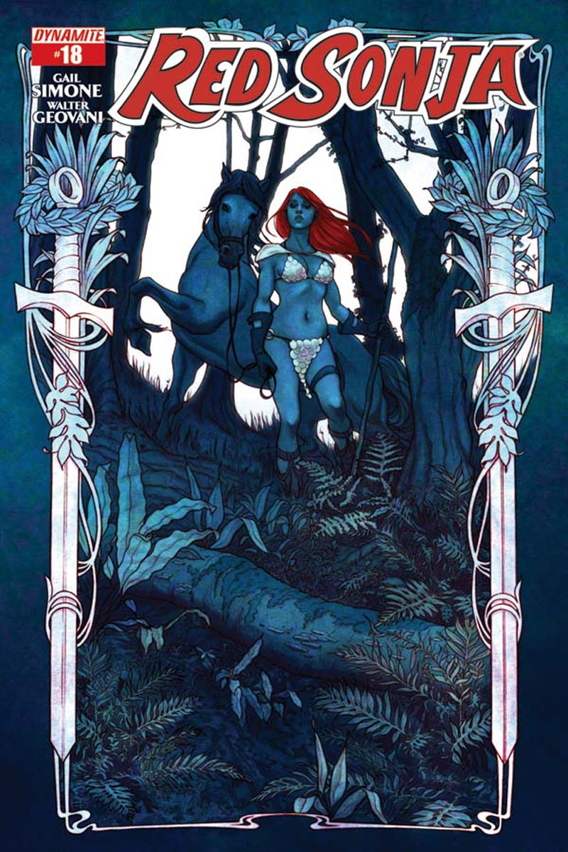 Red Sonja 18 1 Cover a