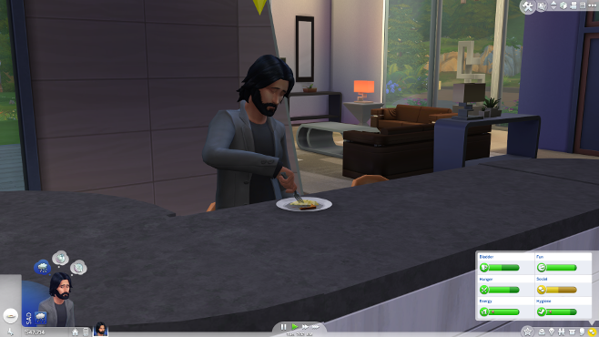 Sad Keanu. Source: http://www.reddit.com/r/thesims/comments/2fb5gh/the_sims_4_sad_keanu/