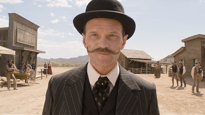 A Million Ways to Die in the West Neil Patrick Harris