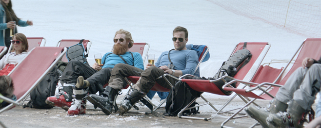 Force Majeure Cast