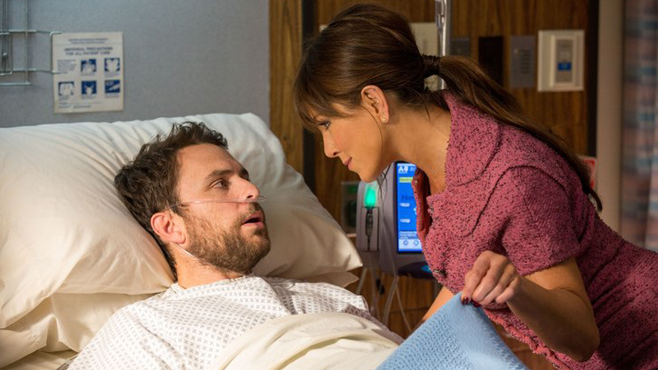 Jennifer Aniston Horrible Bosses 2 Charlie Day