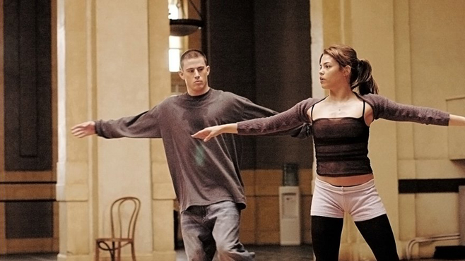 Step Up First Rehearsal Montage