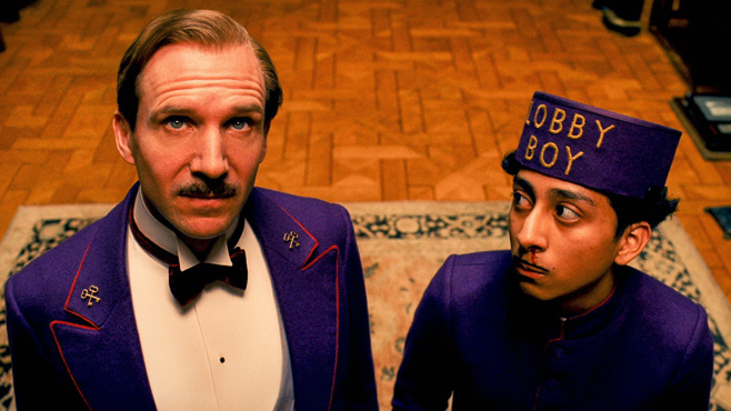 The Grand Budapest Hotel Ralph Fiennes Tony Revolori OFCS Awards Online Film Critics Society Awards