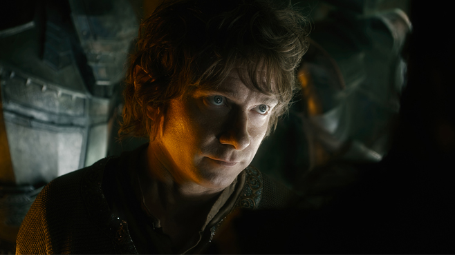 The Hobbit The Battle of the Five Armies Bilbo Baggins Martin Freeman