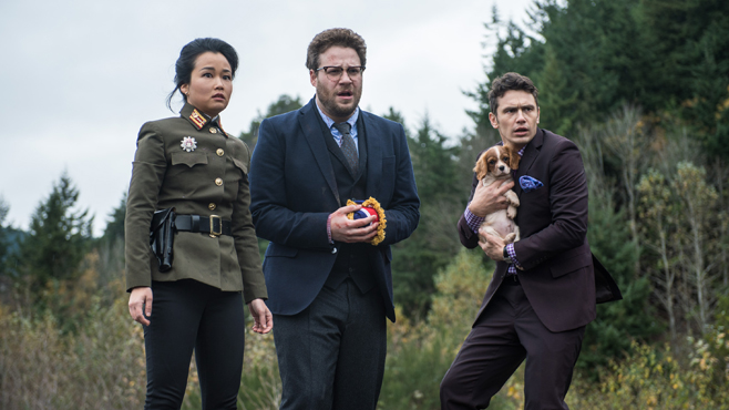 The Interview Diana Bang Seth Rogen James Franco