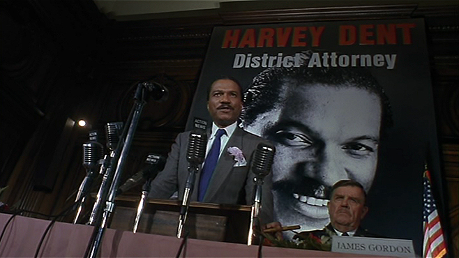 Batman Harvey Dent Billy Dee Williams