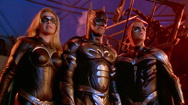 Batman and Robin Batman Movies