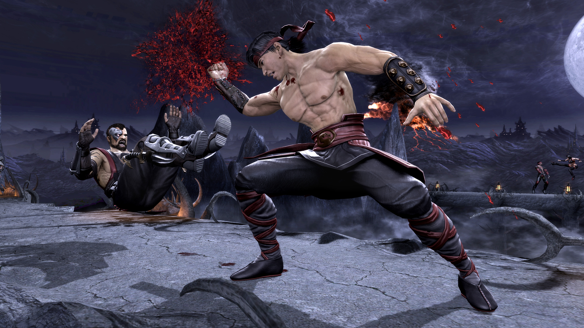 What Kitana's Announcement Means for Mortal Kombat X - Mandatory