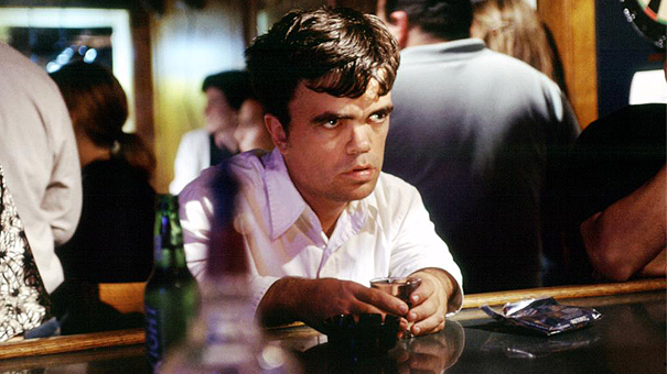 The Station Agent Peter Dinklage