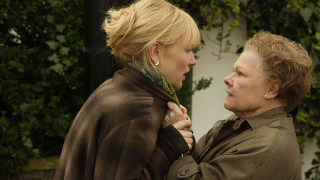 Notes on a Scandal Cate Blanchett Judi Dench