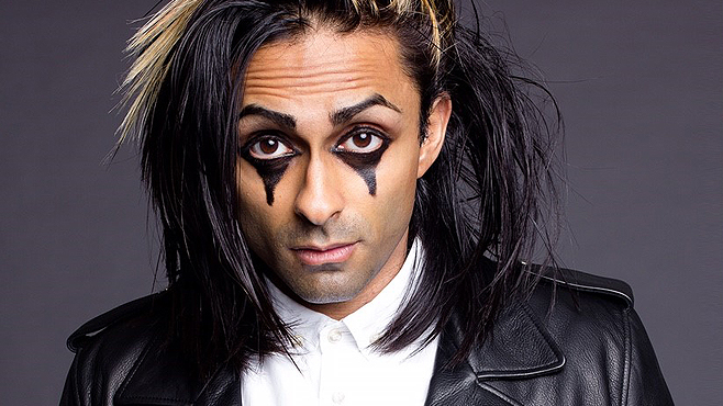Adi Shankar The Voices Female Expendables Dredd Bootleg Universe