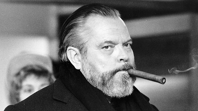 Orson Welles The Other Side of the Wind