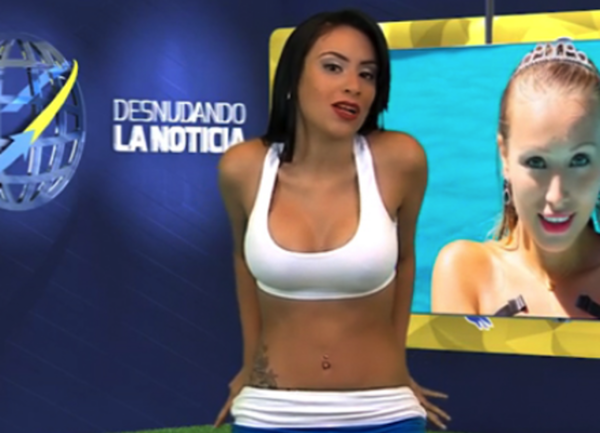 And naked news latina sorry, does not