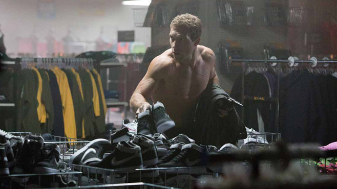 Jai Courtney Terminator Genisys Sneakers