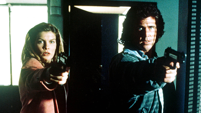 Lethal Weapon 3 Rene Russo Mel Gibson