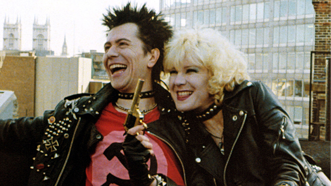 Sid and Nancy 1986 Movie