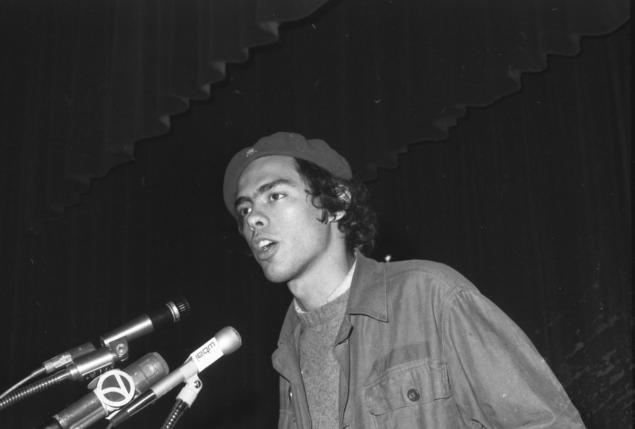 Young Lords leader Juan Gonzalez