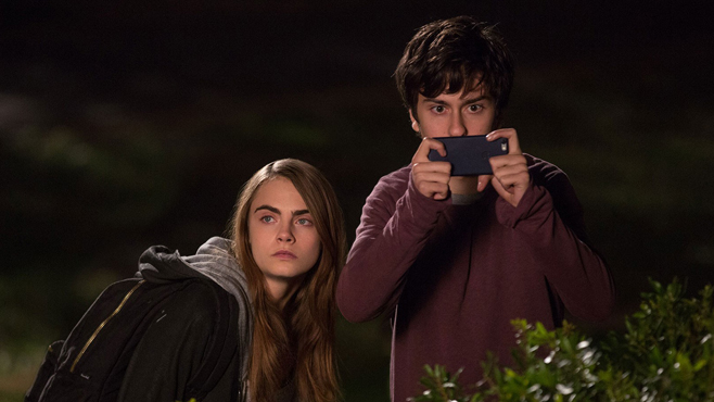 Cara Delevingne Nat Wolff Paper Towns