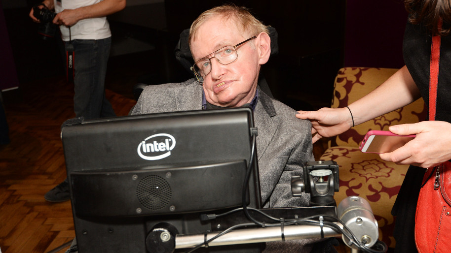 Stephen Hawking's Voice Software is Now Available in App
