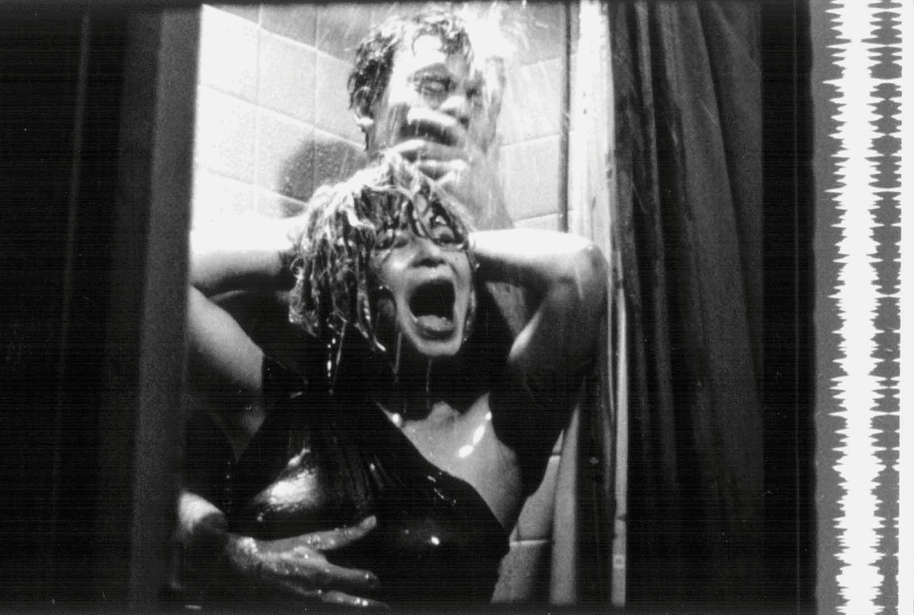 Still from George Kuchar's film Hold Me While I'm Naked.