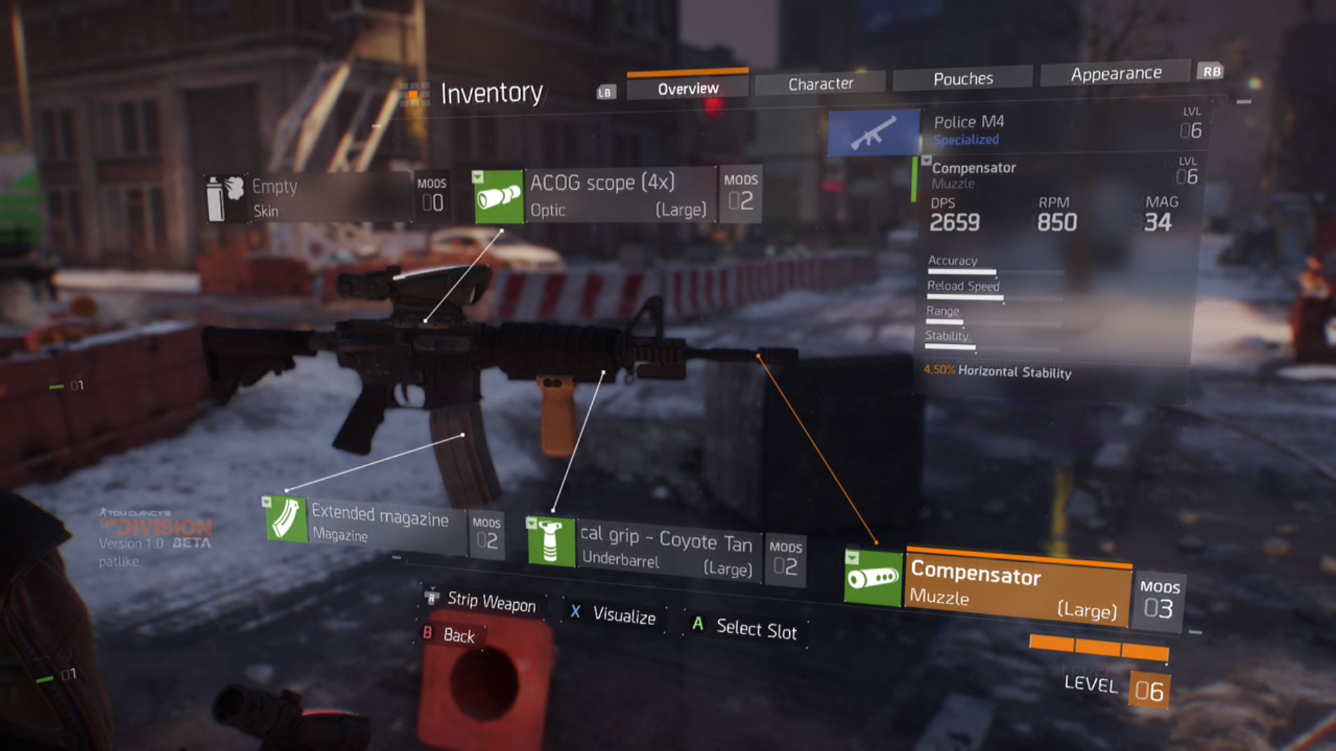 TheDivisionGear
