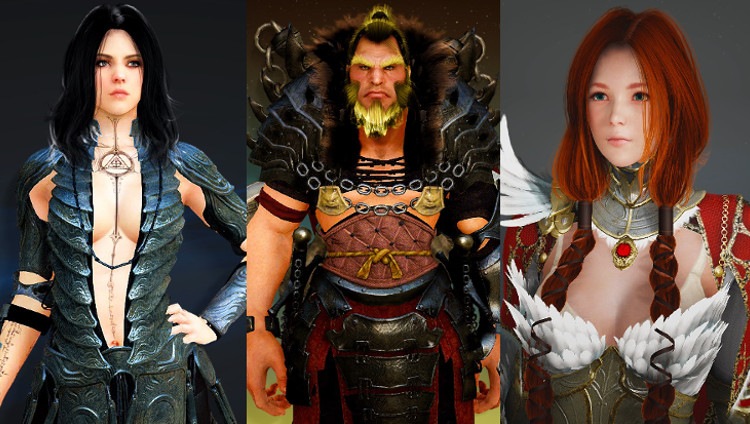 Black Desert Online: A Guide to Choosing Your Starting Class in