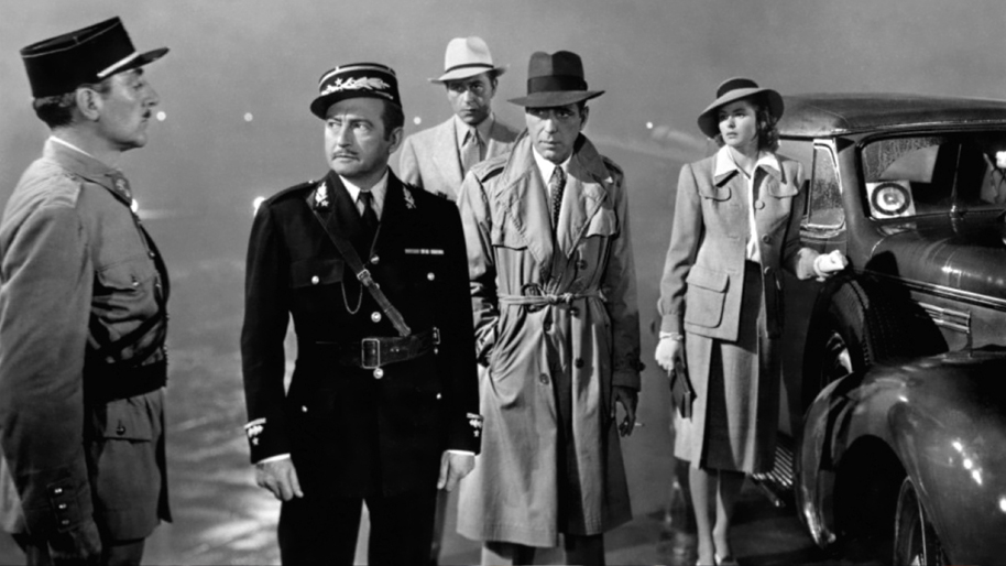 48. Casablanca - The Best Political Movies