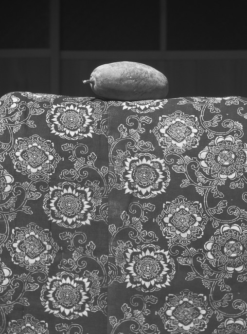 """""""Untitled"""" (Still Life with a Loofah), 1930s/2015, platinum and palladium prints on archival paper, image size: 23.1 x 30.3 cm, paper size: 40.6 x 50.6 cm"""