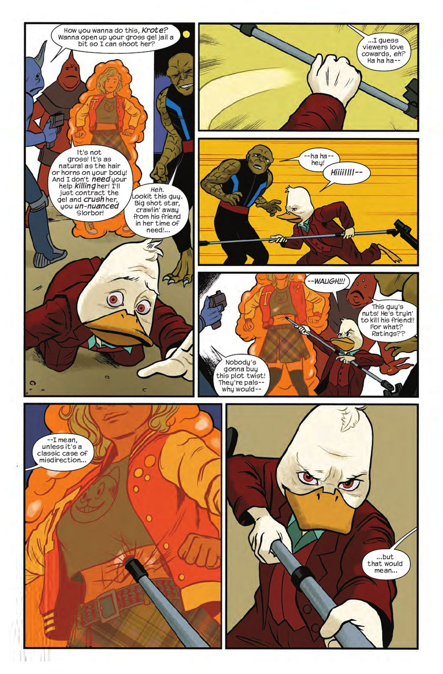 Howard the Duck 10 page 2