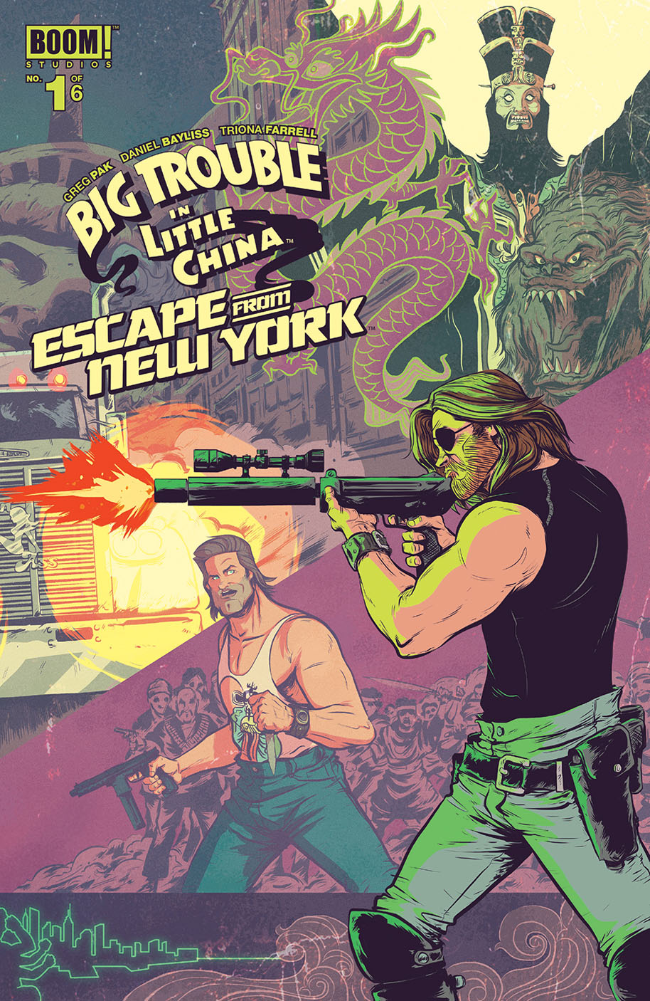 Big Trouble Escape NewYork 001 cover main 2