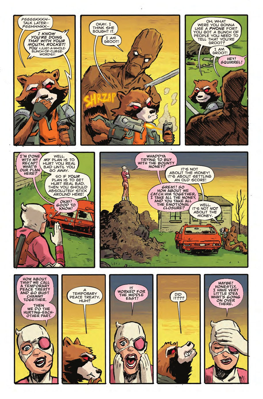 Rocket Raccoon and Groot 9 page 3