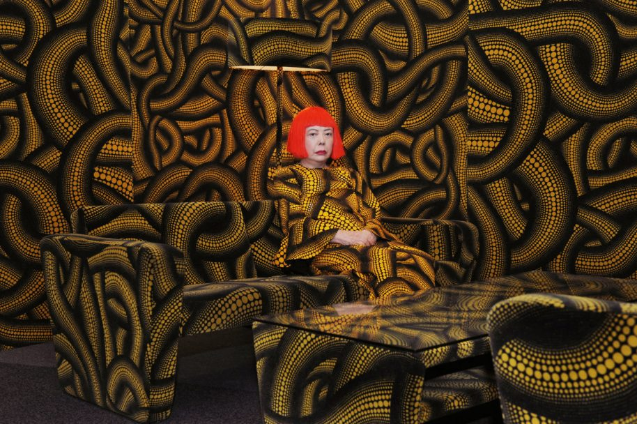 © Courtesy of Ota Fine Arts, Tokyo/ Singapore; Victoria Miro Gallery, London; David Zwirner, New York, © Yayoi Kusama
