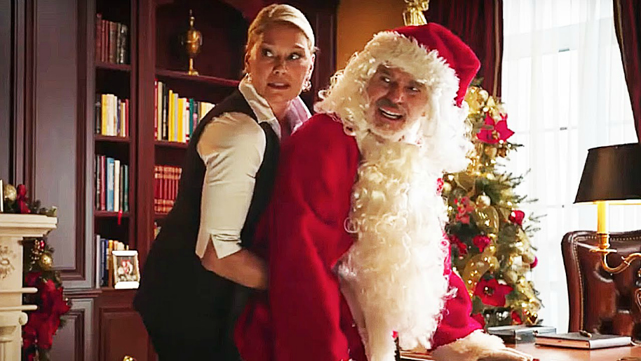 Interview Billy Bob Thornton On Bad Santa 2 And Staying