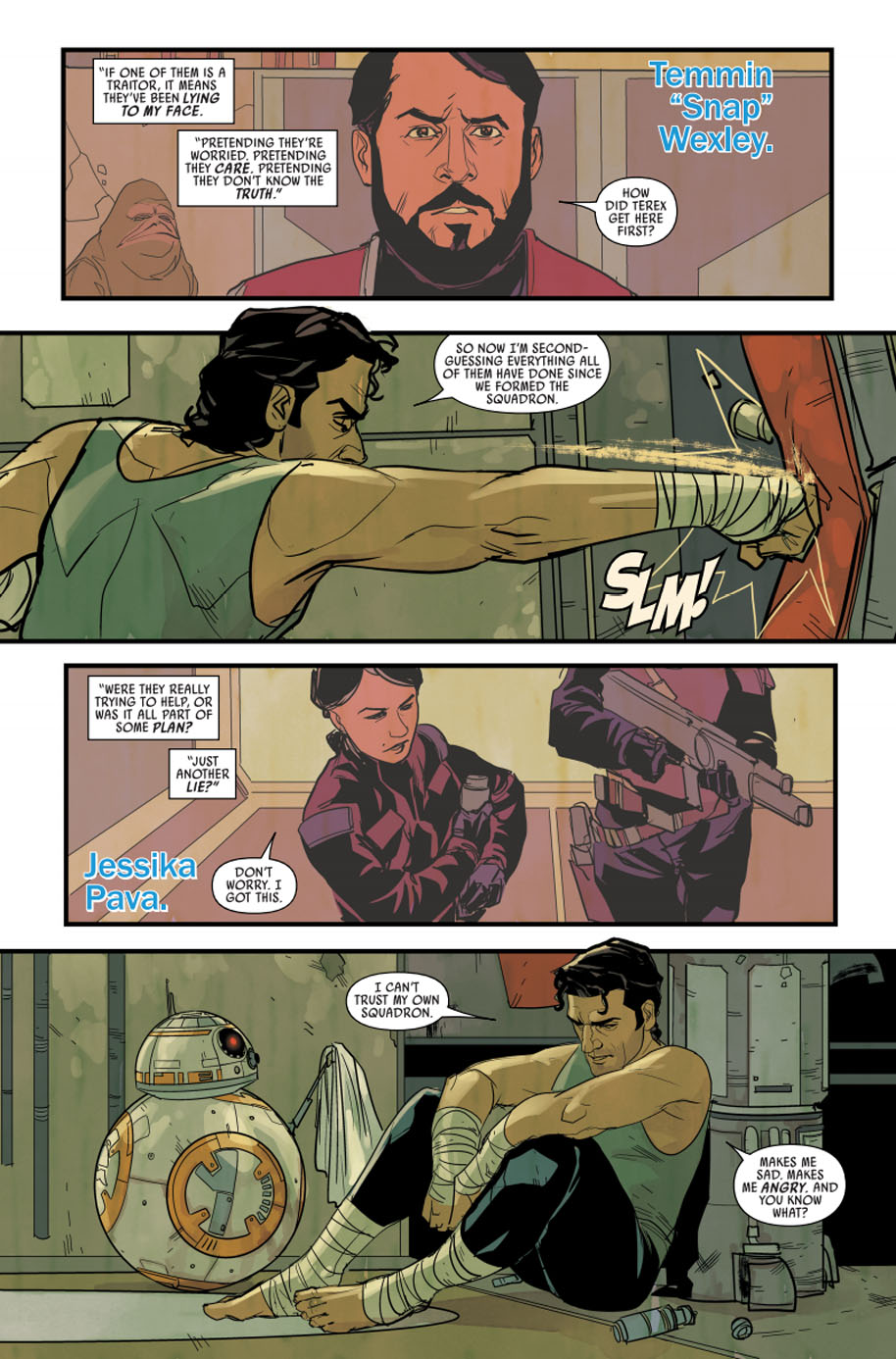 Star Wars Poe Dameron 8 page 3