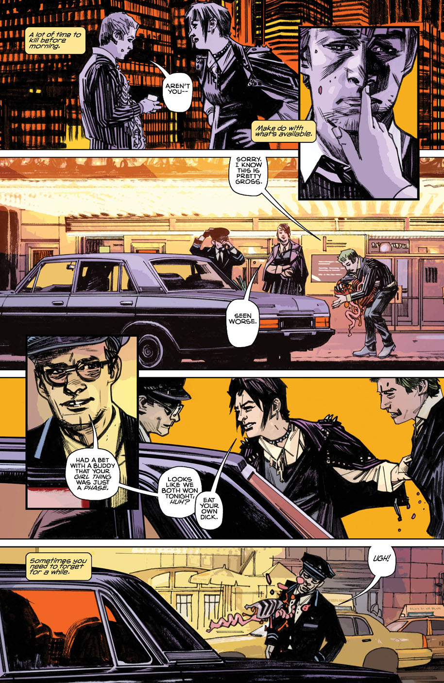 Mother Panic 2 page 7