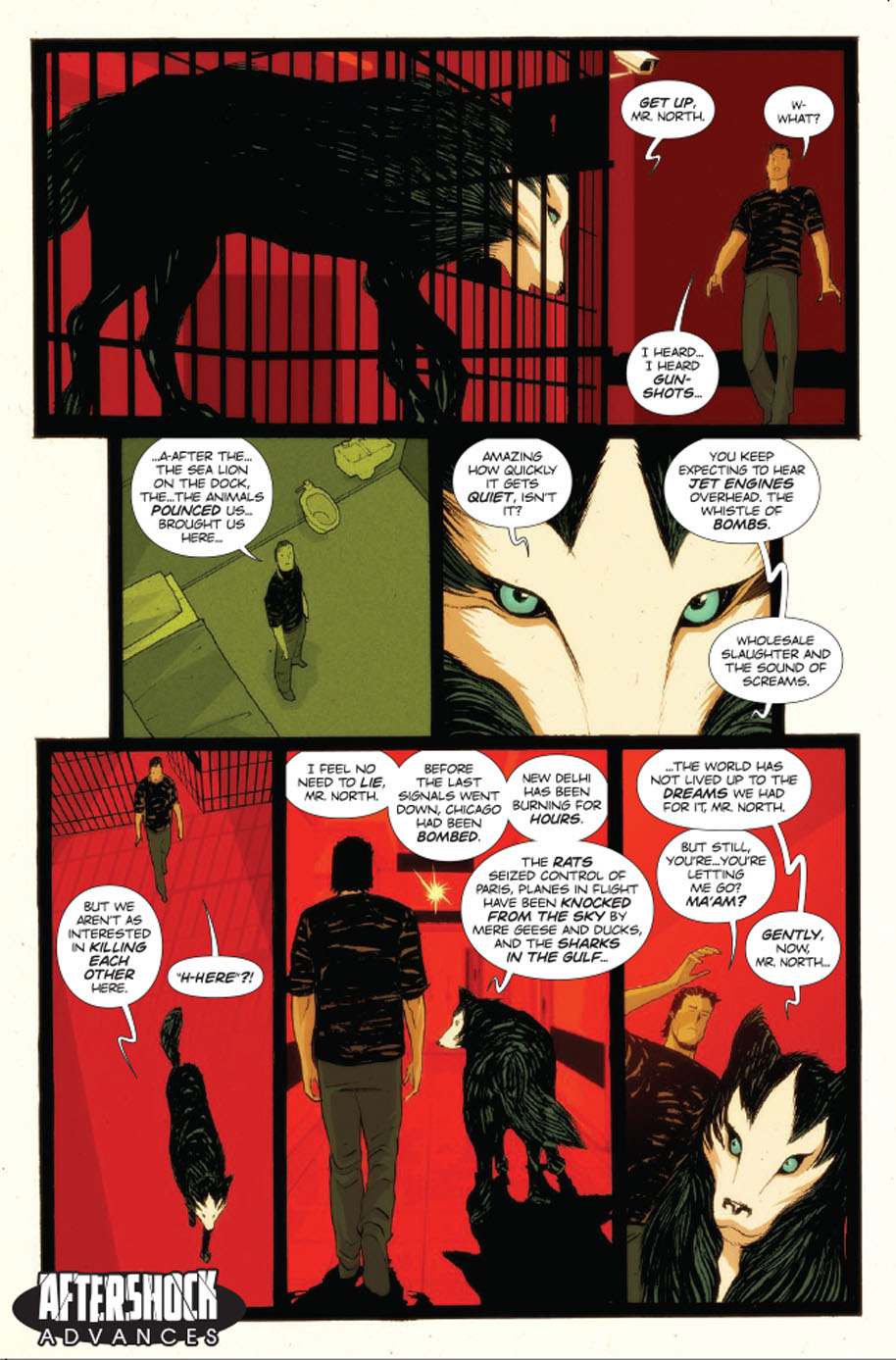 Animosity The Rise page 11