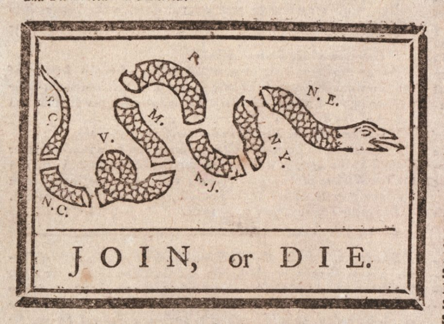"(Serpent) Image #5 ""Join or Die"""