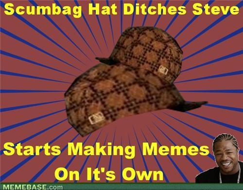 Douchebag meme douchebag hat