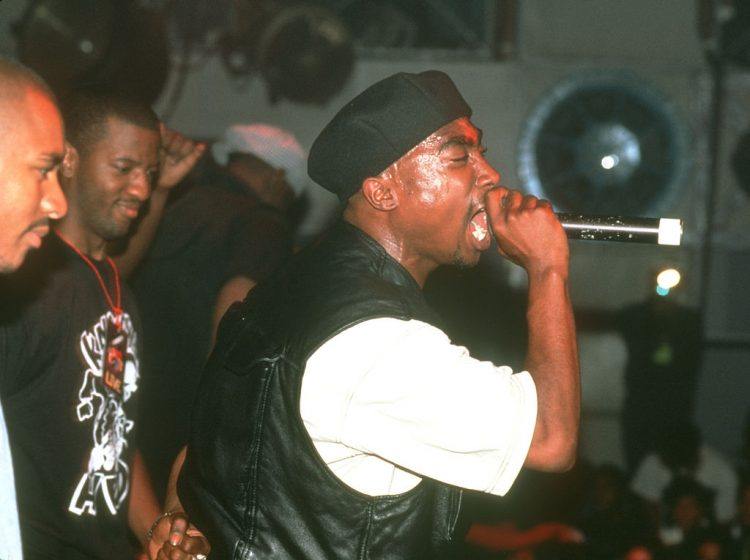 Best rappers of all time - No. 1 Tupac