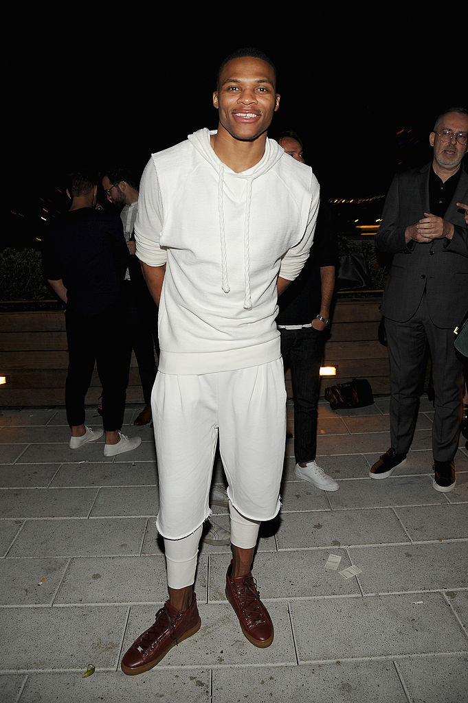 Russell Westbrook Fashion Worst Outfits