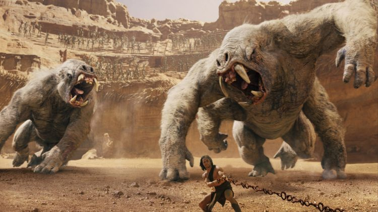 Most underrated movies - John Carter