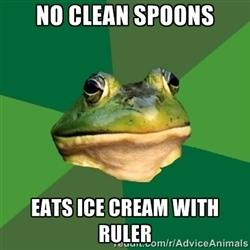 Really funny memes Foul Bachelor Frog