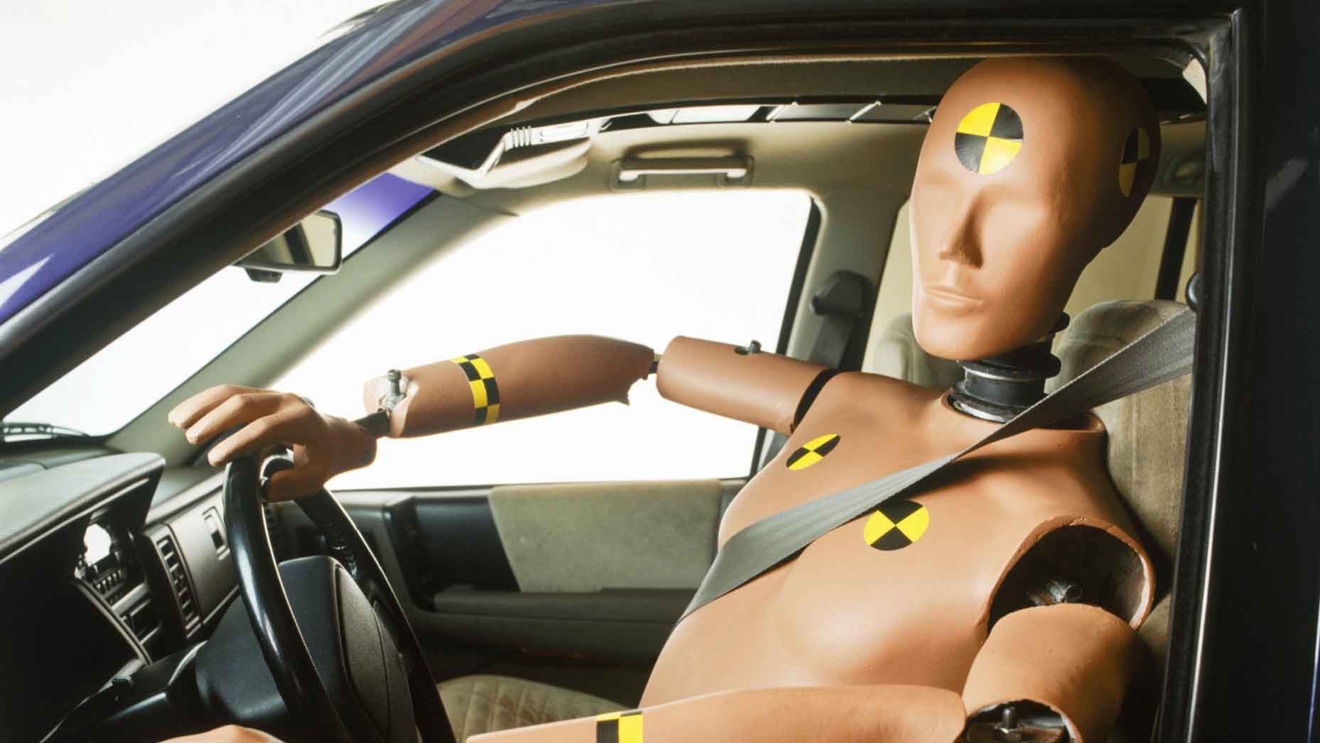 Safety Design The Seven Different Types Of Seat Belts Mandatory
