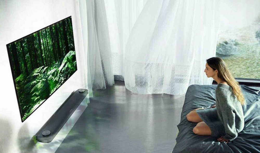 LG W7   Named the Best TV on the Market Today* - Mandatory