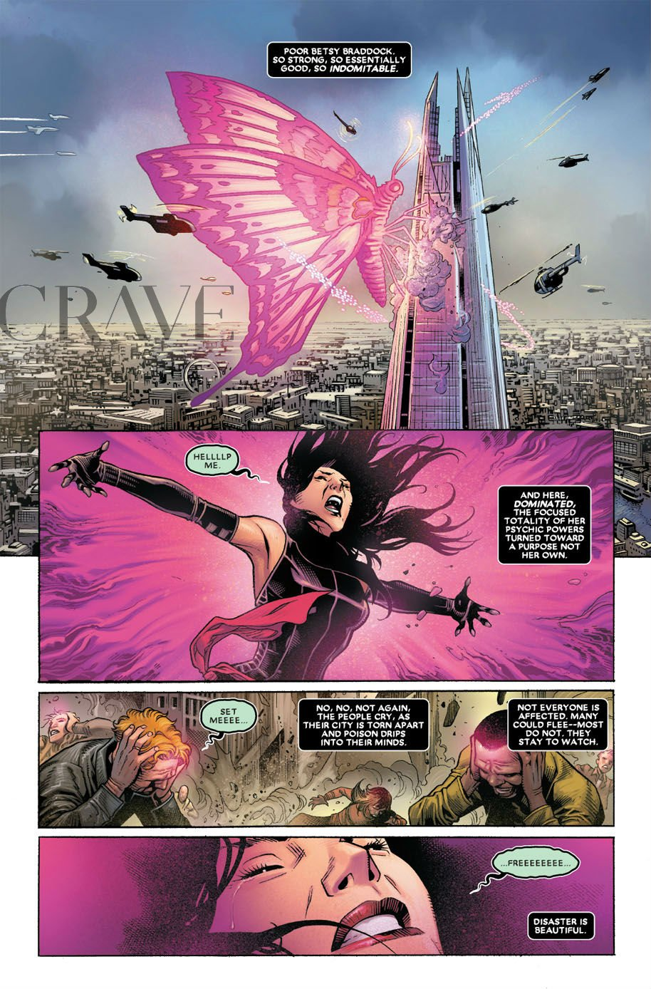 Astonishing X-Men 1 preview page 2