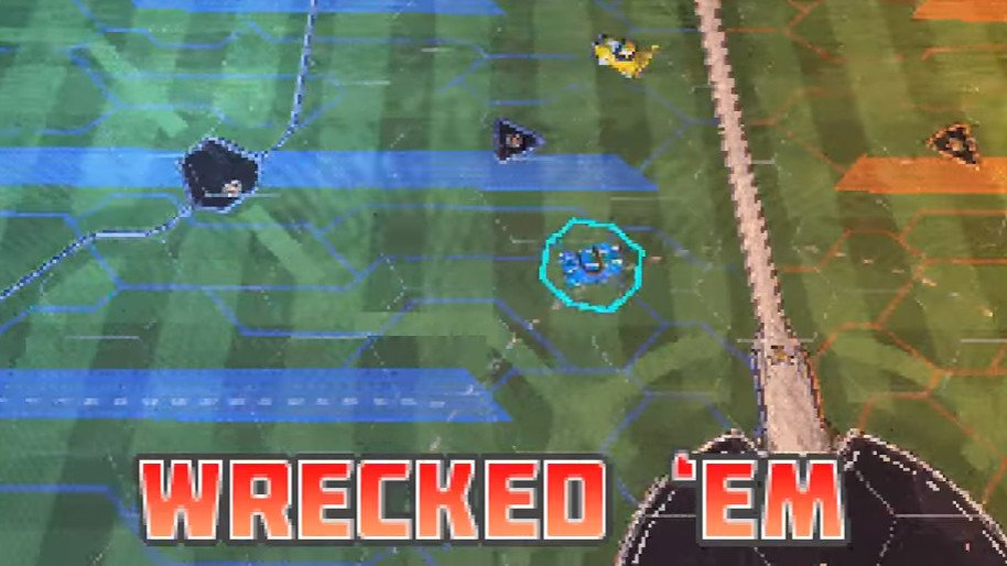 This Is What Rocket League Would Look Like if It Was Made in