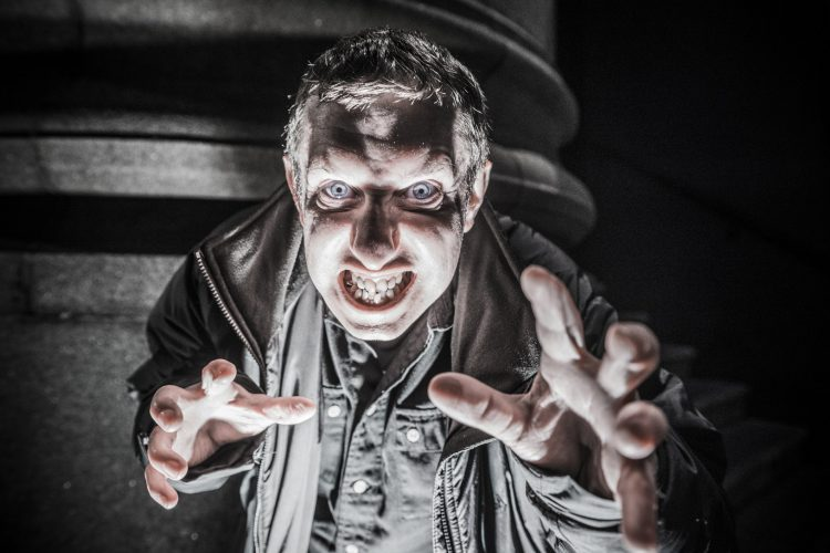 Five true scary stories