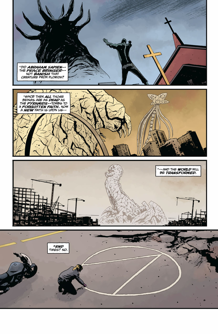 BPRD The Devil You Know 2 page 2