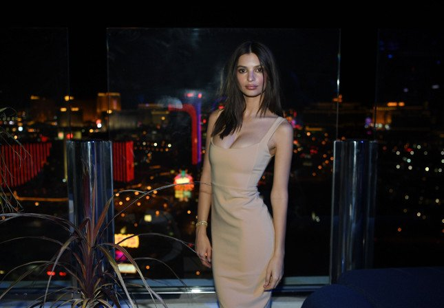 Emily Ratajkowski Catch Up