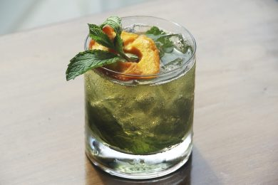 mint julep alternatives